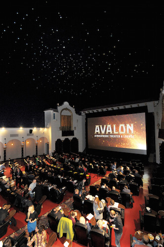 The Avalon Theater in Bay View reopens