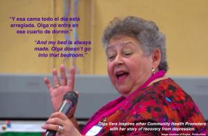 Olga tells a story
