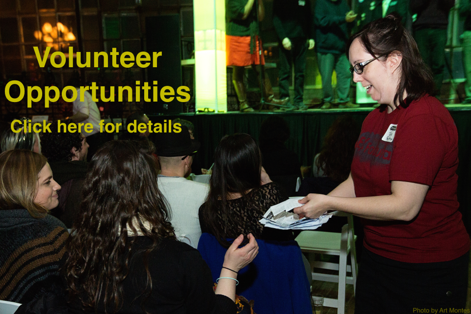 Volunteer for Ex Fabula.