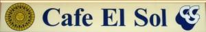 Cafe El Sol logo