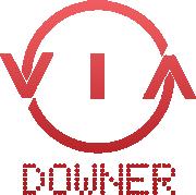VIA Downer