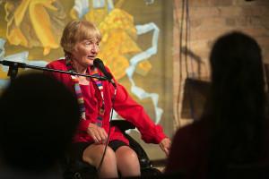 Barbara Leigh: Look again.