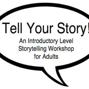 Storytelling Workshop for Adults