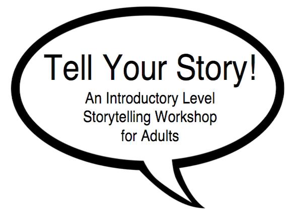 Storytelling Workshop for Adults