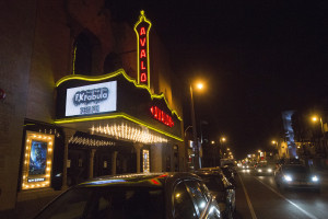 A new venue for Season 7, the Avalon Theatre in Bay View! Photo by Art Montes.