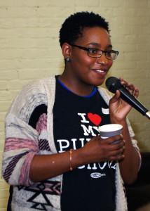 Raina tells her story