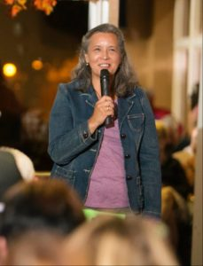 Elaine Maly, Come Clean StorySlam September 2015