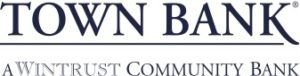 Town Bank logo; a Wintrust Community Bank