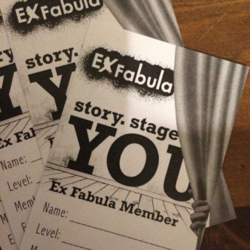 Ex Fabula Membership