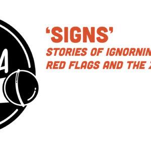 StorySlam Signs