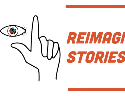 ReImagining Stories in ASL