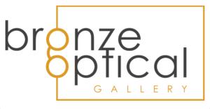Bronze Optical Gallery- eye glasses icon